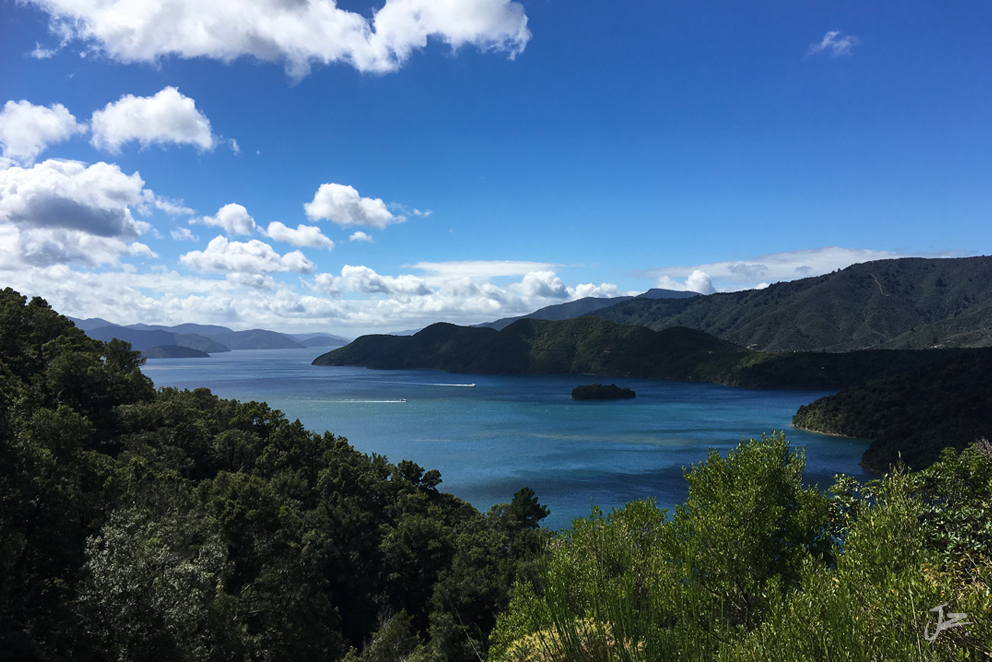Marlborough Sounds, New Zealand